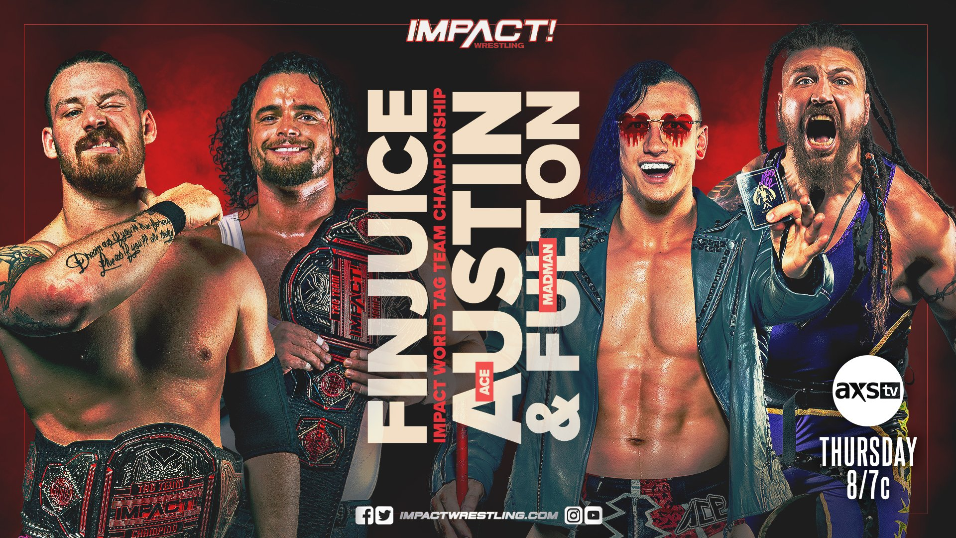 Impact Wrestling Live Results (5/20): Moose Calls Out Kenny Omega, Tag Title Main Event
