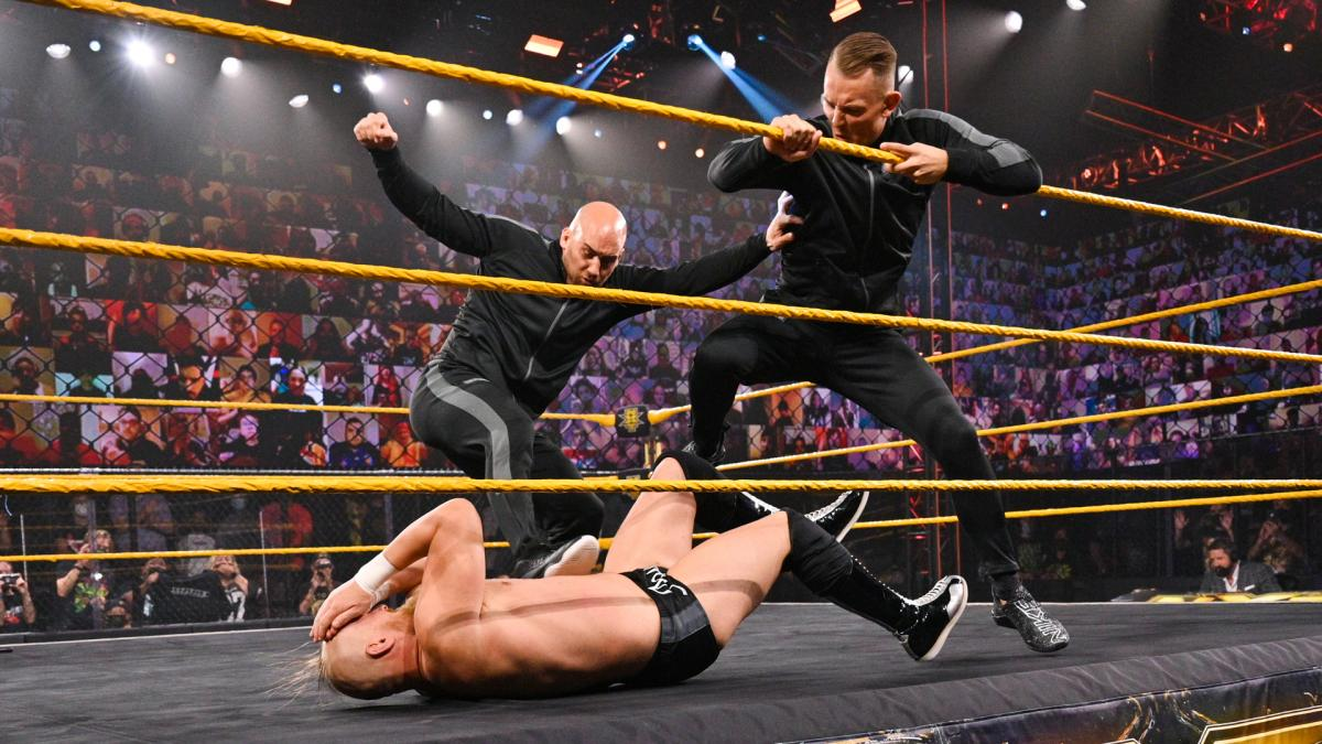 Backstage Updates From WWE NXT Releases, Drake Wuertz Contacting Other Promotions