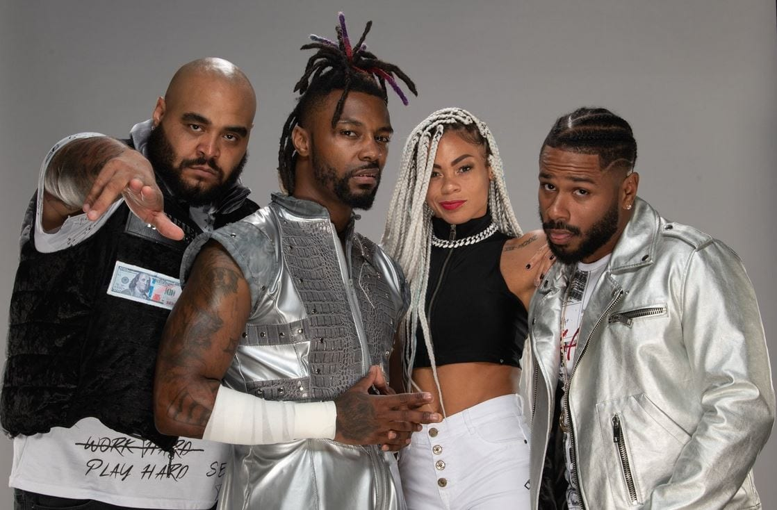 "News On Isaiah ""Swerve"" Scott's New WWE NXT Stable"