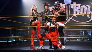 """Hit Row Records"" Stable Arrives In WWE NXT"