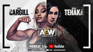 New Matches Announced For Monday's AEW Dark: Elevation