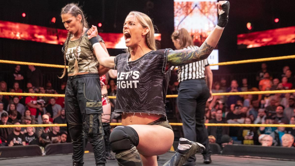 Several More WWE NXT Releases Revealed
