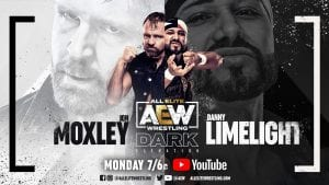 AEW Dark: Elevation Live Coverage (5/10): Jon Moxley Vs. Danny Limelight