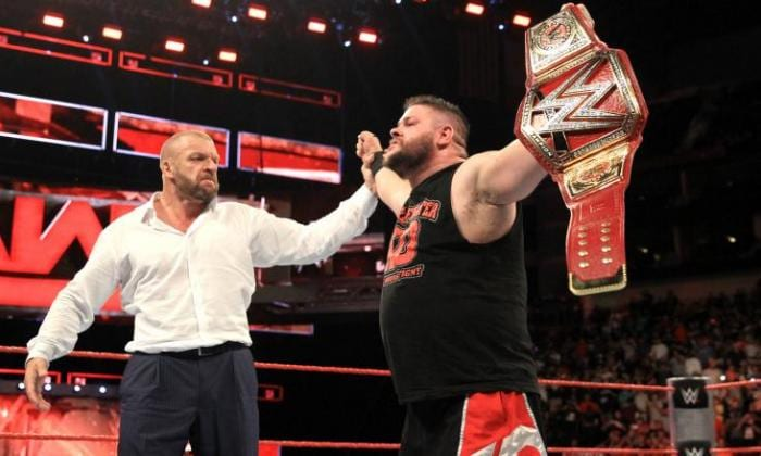 Kevin Owens Reveals What Vince McMahon & Triple H Told Him During WWE Universal Title Run