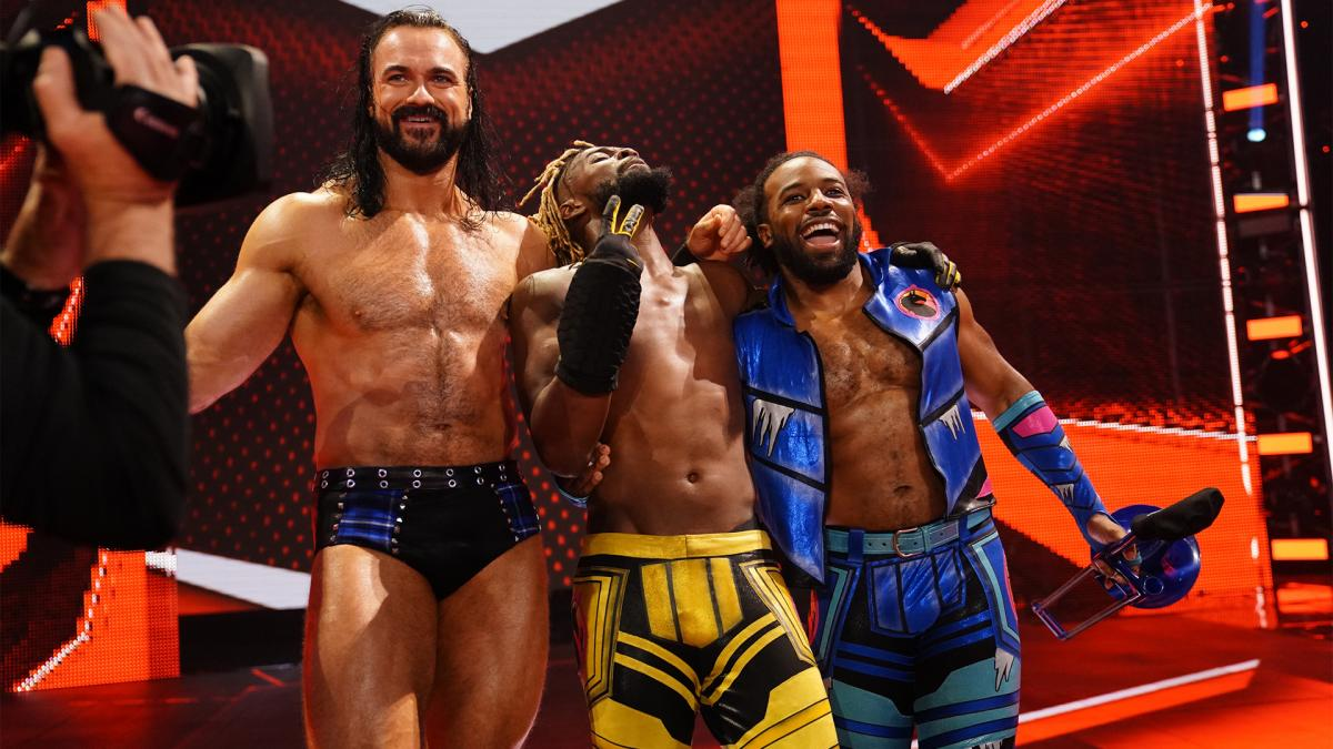 Kofi Kingston On Celebrating With Tonight's RAW, Being Added Into The WWE Title Chase