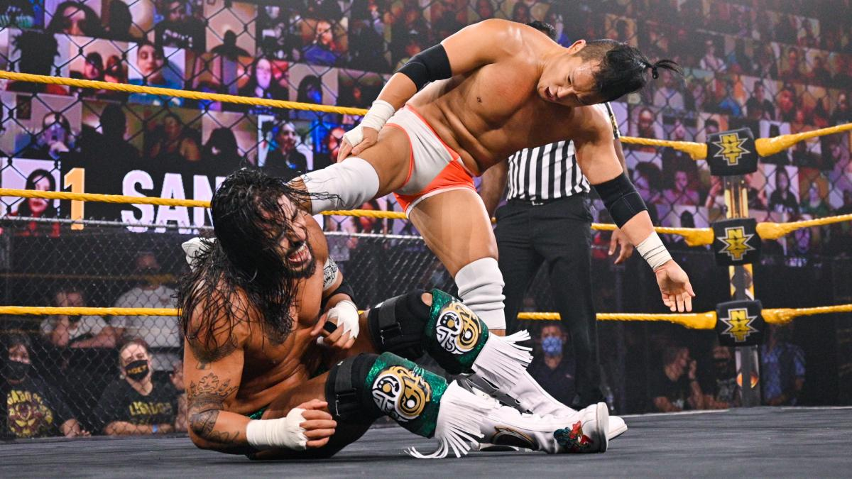 Kushida Takes Credit For Elevating WWE NXT Cruiserweight Title, Triple H Gives Praise