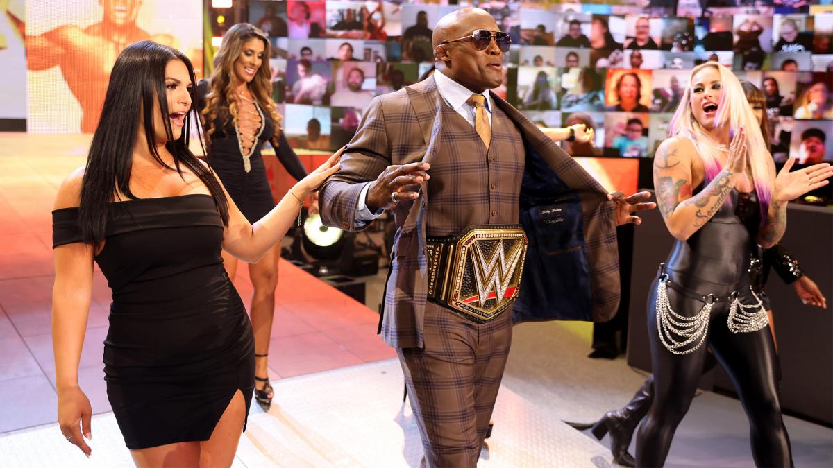 Bellator MMA Fighter Used As Bobby Lashley's Models On RAW