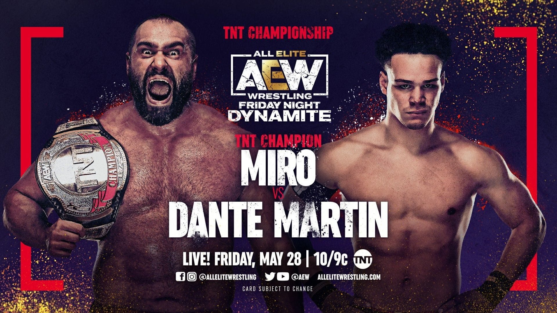 AEW Dynamite Results: Double Or Nothing Go-Home Show