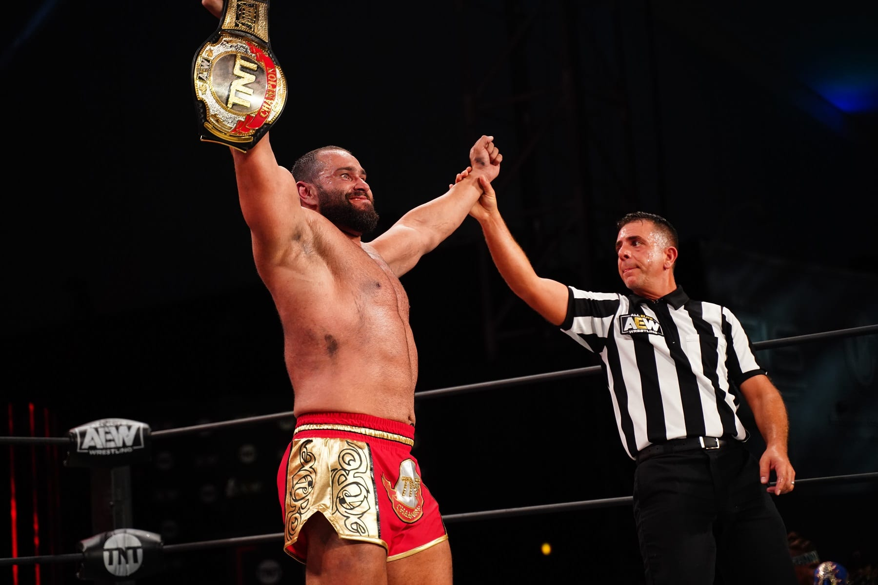 Miro Defending TNT Title At AEW Double Or Nothing