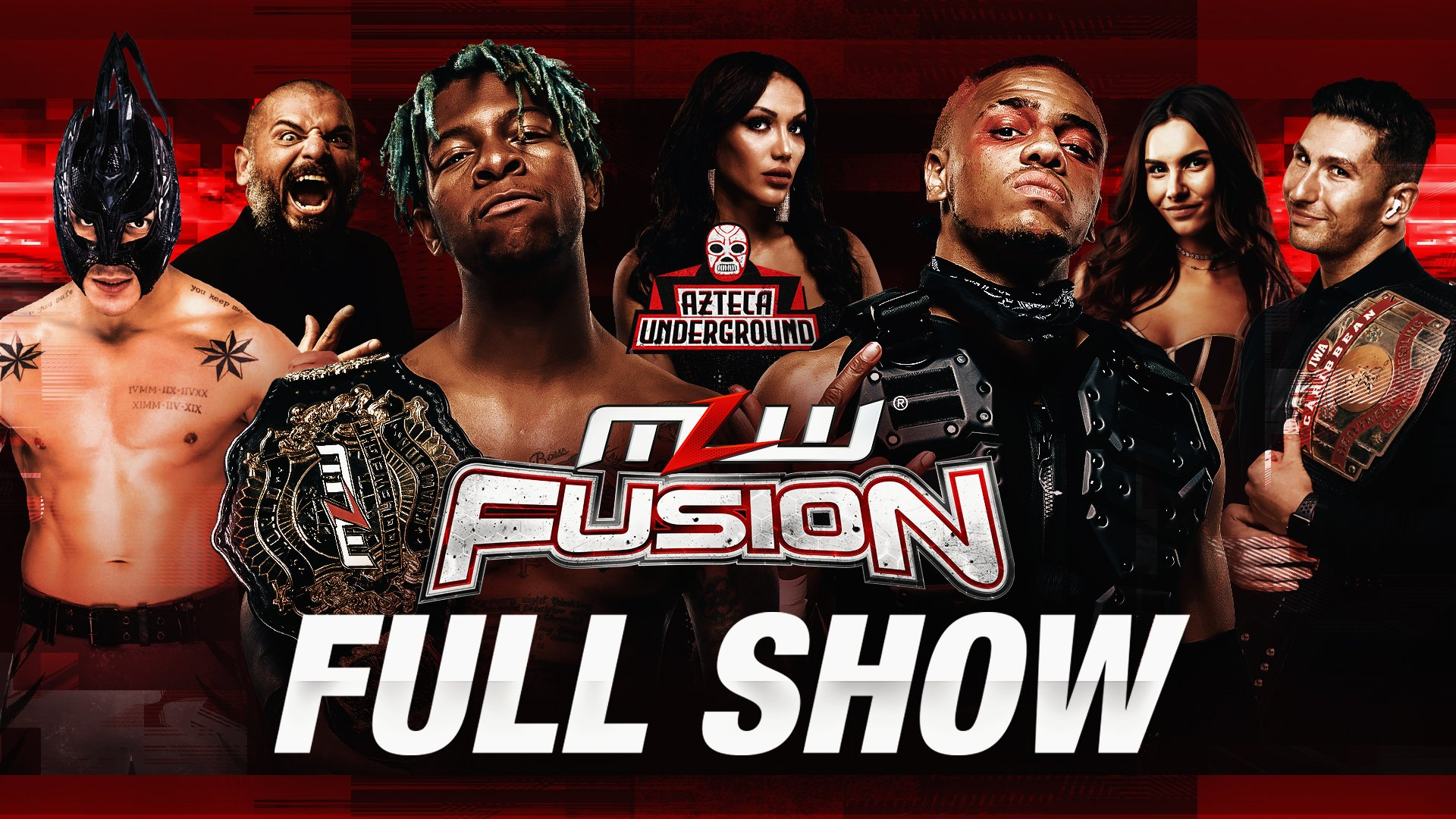 New Champion Crowned On The Season Finale Of MLW Fusion