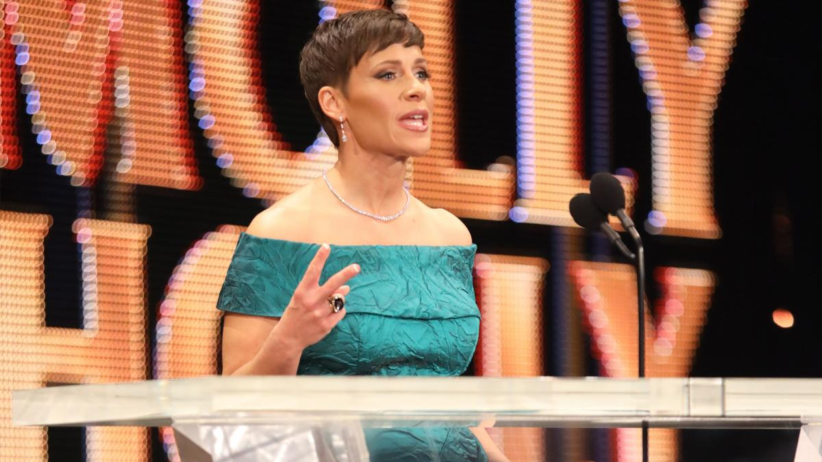 Doudrop Discusses Molly Holly's Work As A WWE Producer