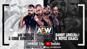 Jon Moxley And Eddie Kingston To Appear On AEW Dark: Elevation