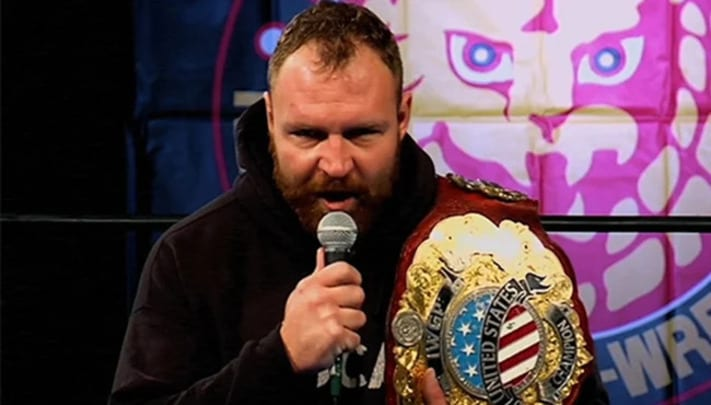 Jon Moxley And Yuji Nagata Announced For Tag Team Match On NJPW Strong