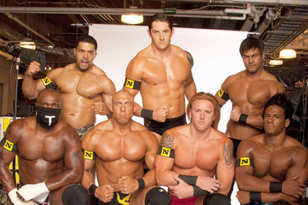 WWE Working On A New Nexus Project