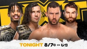 WWE NXT Opener Set For Tonight, New Match Revealed