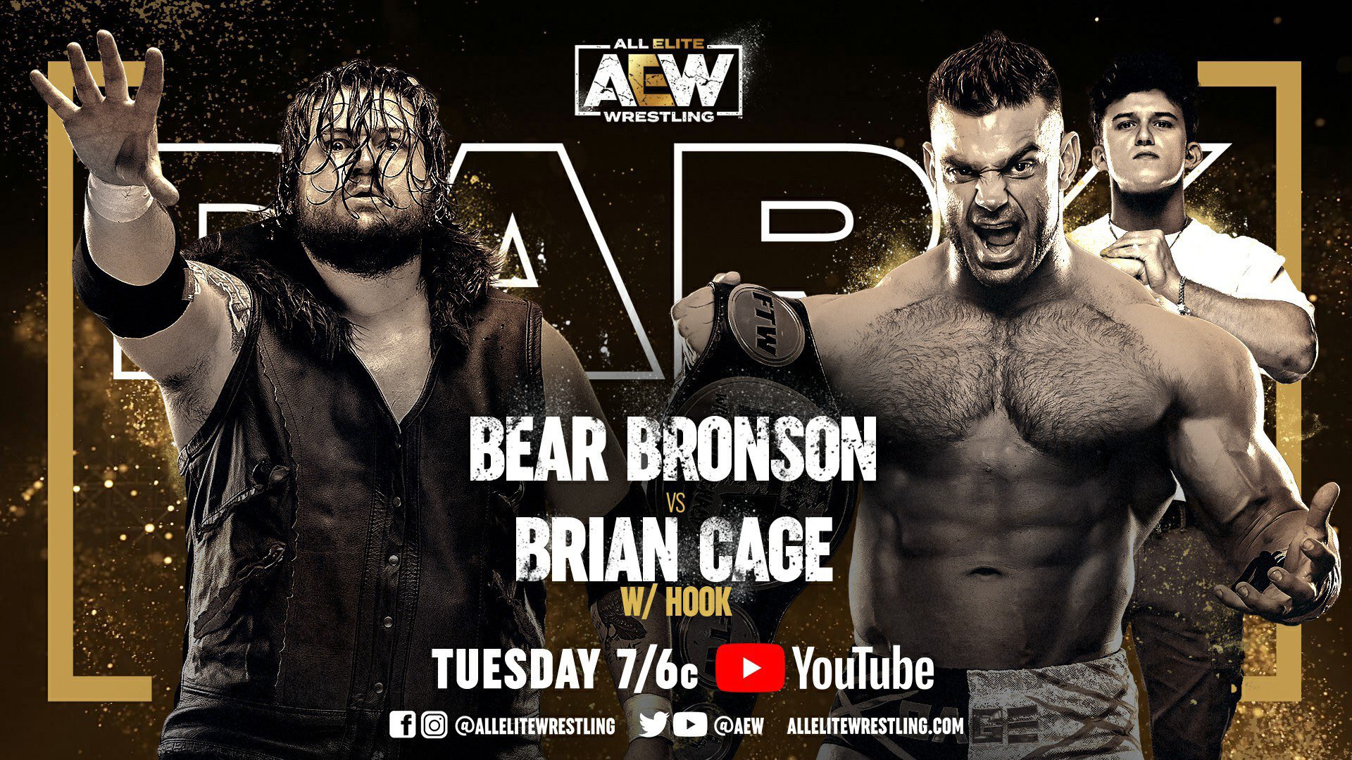 Brian Cage, Varsity Blonds, Jungle Boy, Diamante, And More Announced For AEW Dark
