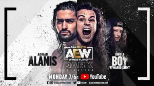 Four More Matches Added To AEW Dark: Elevation