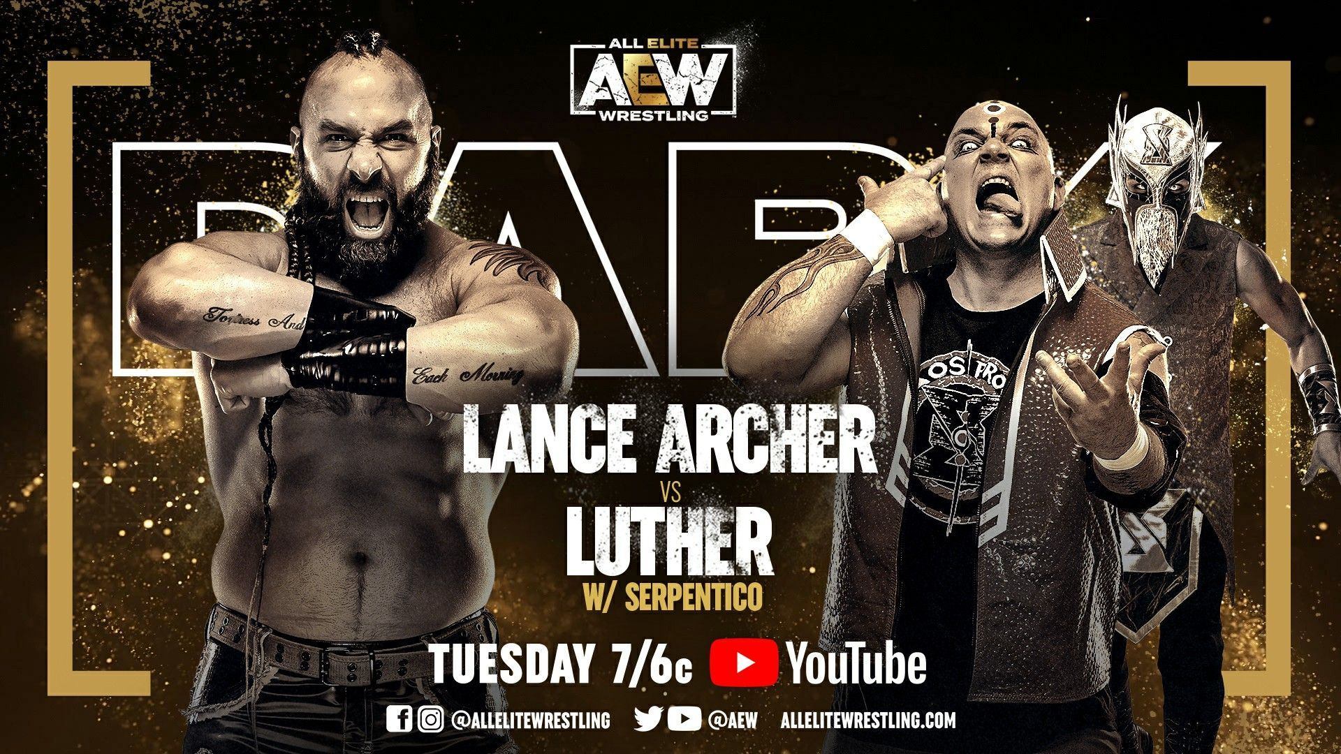 Several Matches Announced For AEW Dark
