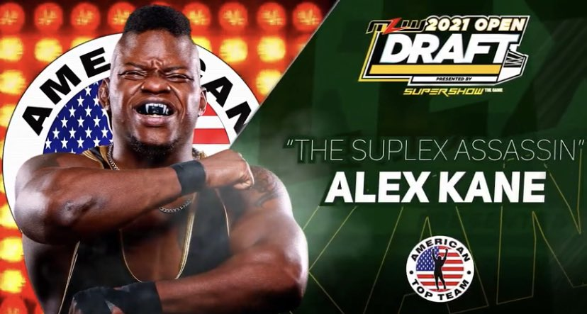 MLW Signs Alex Kane & More MLW Open Draft Round 2 News