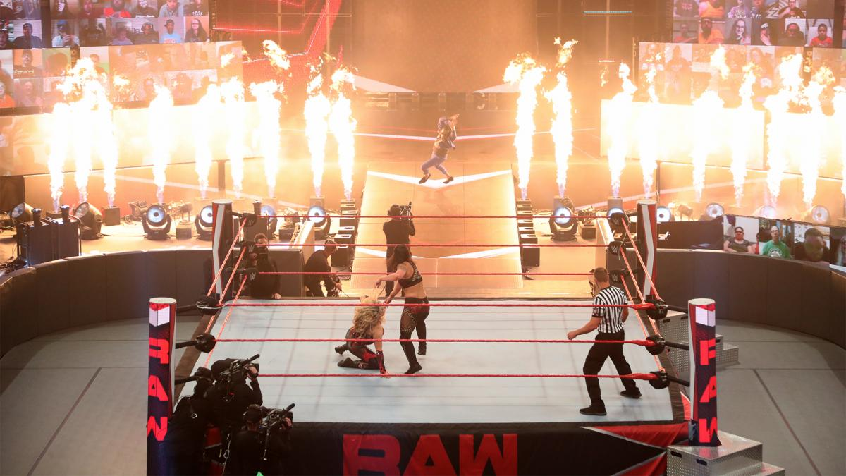 WWE RAW Draws Lowest Audience And Key Demo Rating Of The Year