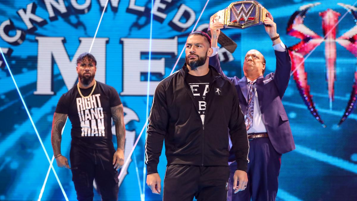 Backstage News On Changes To WWE WrestleMania Backlash, How It Fared