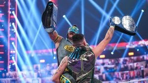 Rey Mysterio On Winning The SmackDown Tag Team Titles With His Son Dominik