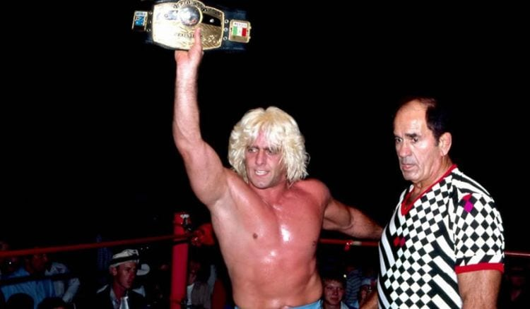 Ric Flair Announced For The NWA 73rd Anniversary PPV