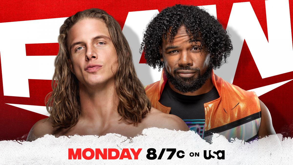 Riddle Set To Face Xavier Woods On RAW