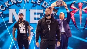 Bill Apter On Who He Feels Will Step Up To Roman Reigns Next