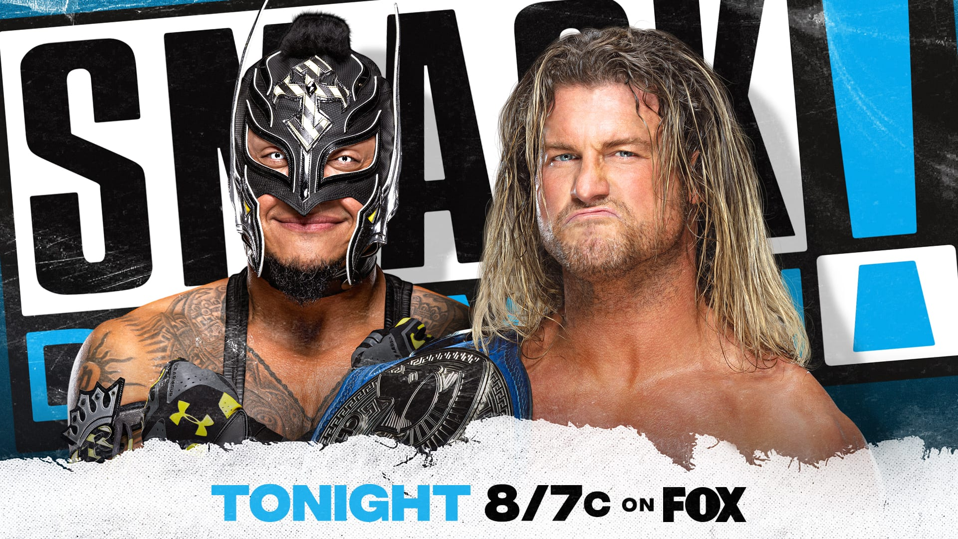 New WWE SmackDown Match Revealed For Tonight