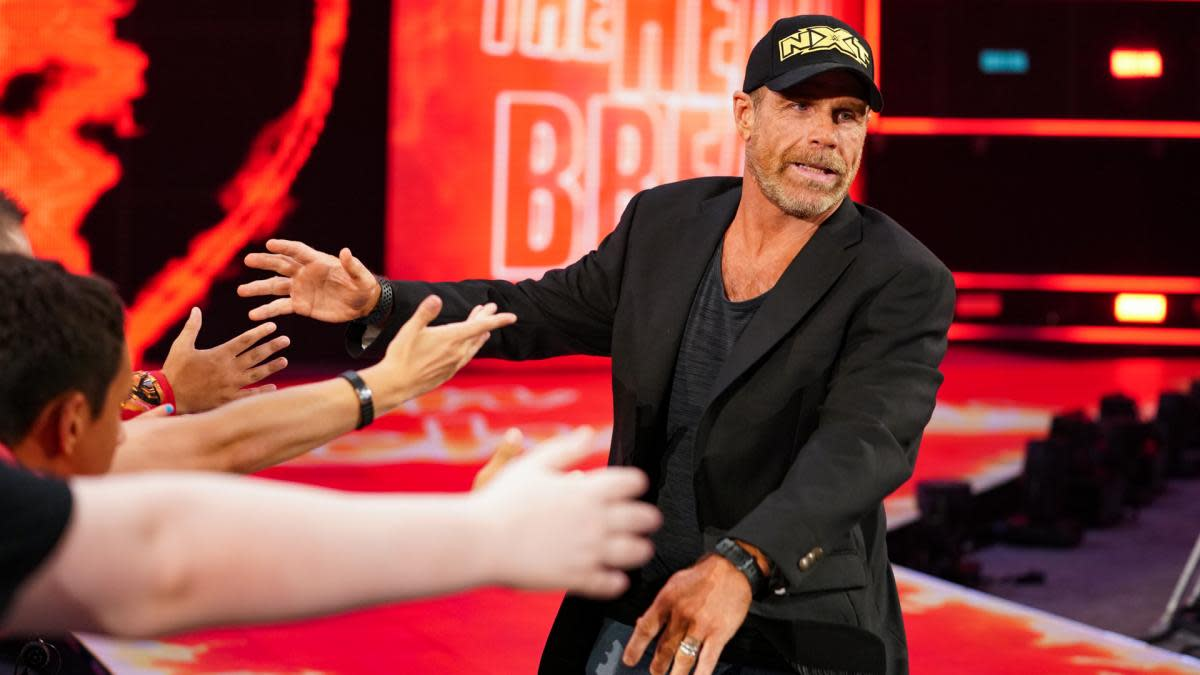 Shawn Michaels Talks Producing NXT UK, The NXT Backstage Culture