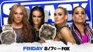 WWE SmackDown Preview For Tonight: Possible Debut, WrestleMania Backlash Go-Home Build