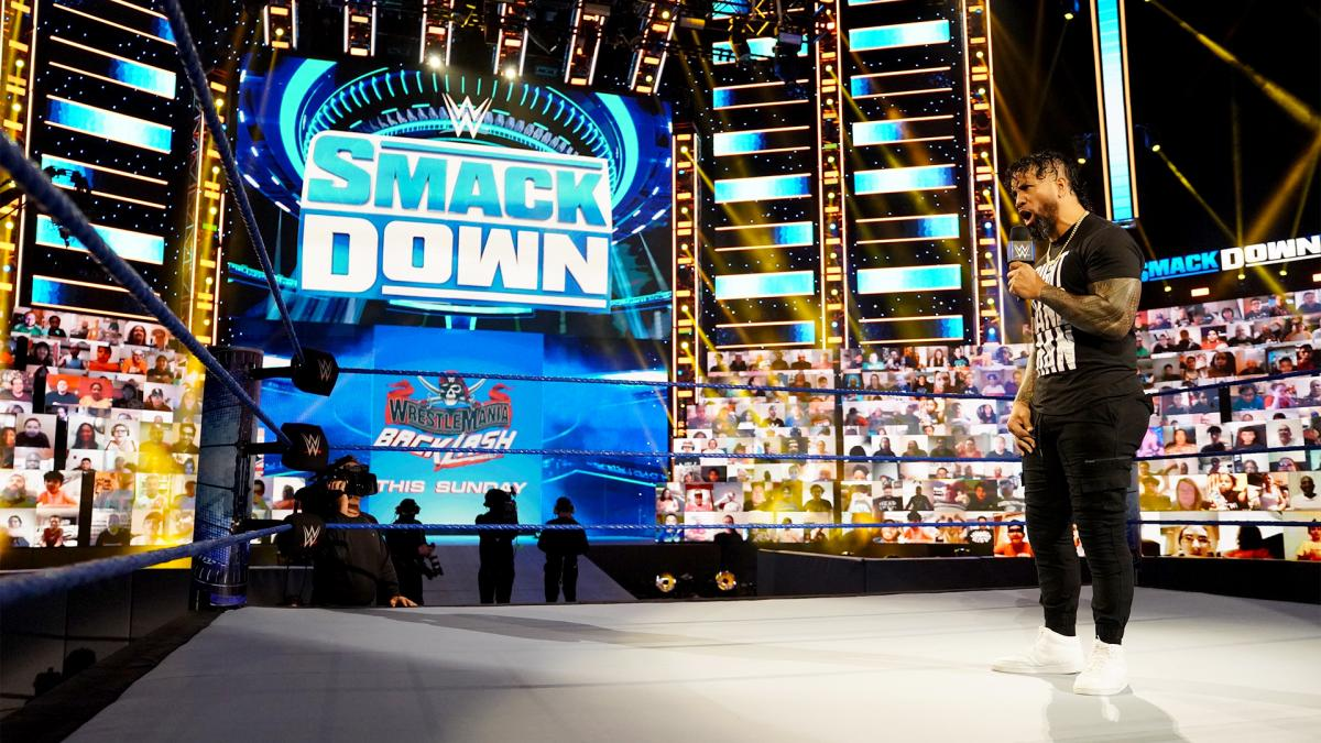 Overnight Ratings For Backlash Go-Home Episode Of WWE SmackDown
