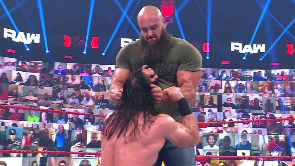 WWE Monday Night RAW Results – WrestleMania Backlash Go-Home Show, Asuka Double Duty, More