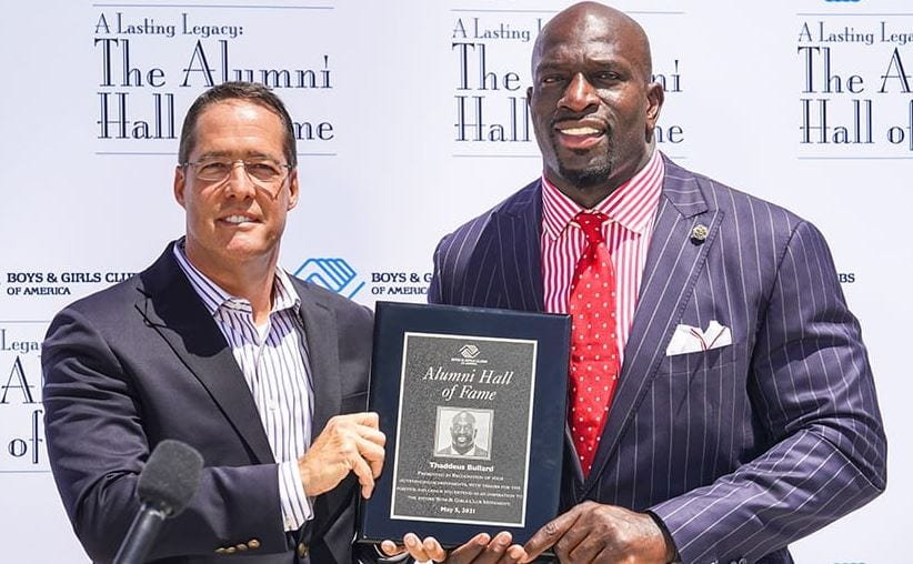 WrestleMania Backlash Meet & Greets, Titus O'Neil Inducted Into Boys & Girls Clubs HOF