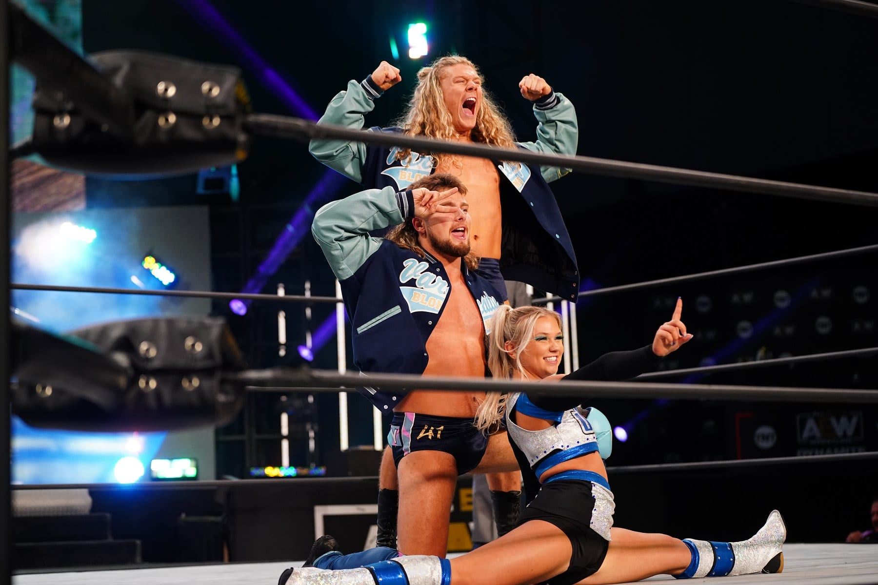 Five Matches Revealed For Tonight's AEW Dark
