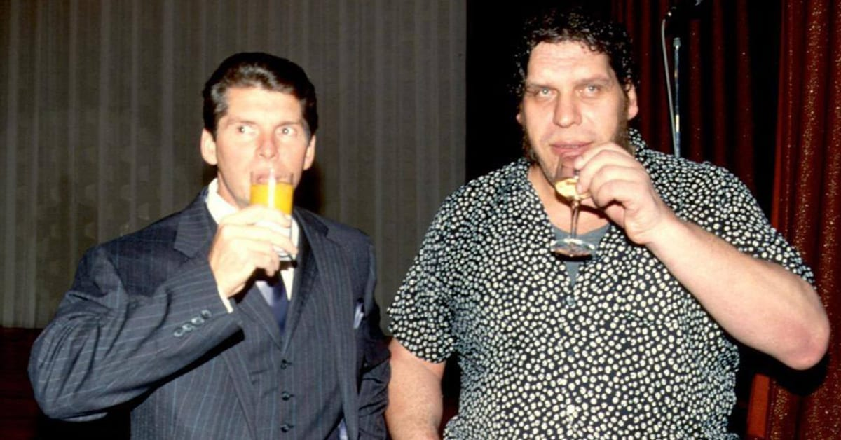 Jimmy Korderas On Lesson Andre The Giant Taught The Ultimate Warrior