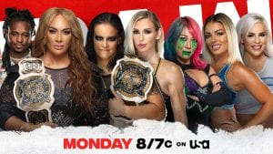 Two Tag Matches Announced For WWE RAW