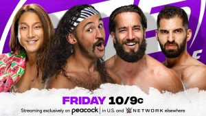 WWE 205 Live Results (5/7): Two New Superstars Make Their Debuts, Nese & Daivari Team Up