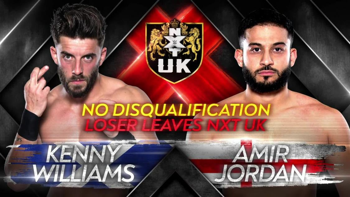WWE NXT UK Results (5/6): Loser Leaves NXT UK Main Event, Ilja Dragunov In Action, More