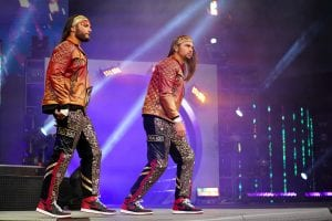 The Young Bucks React To AEW EVP Infighting Rumor