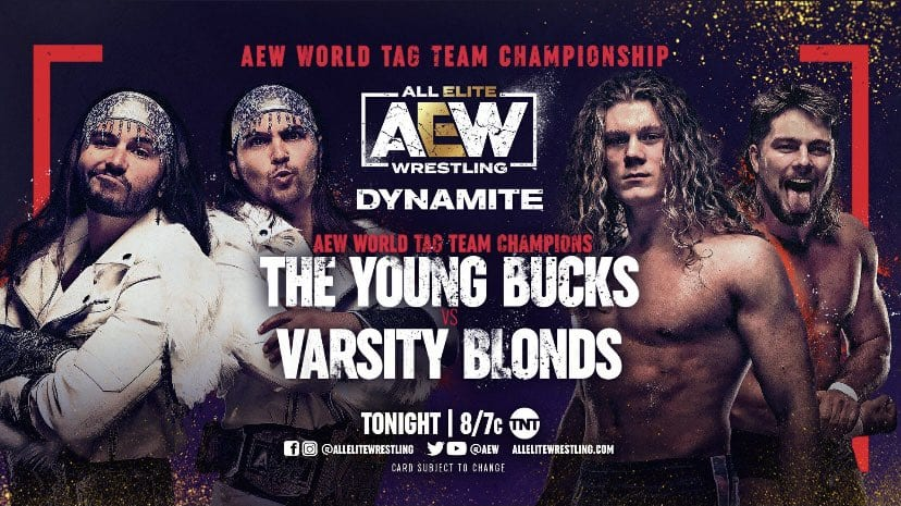 AEW Dynamite Results: Two Title Matches, Miro, Christian Cage