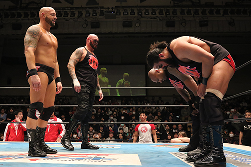 The Good Brothers Returning To NJPW For Tag Team Turbulence