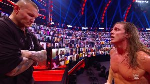 """Riddle Talks Randy Orton Being In """"One Of His Moods"""" On WWE RAW"""