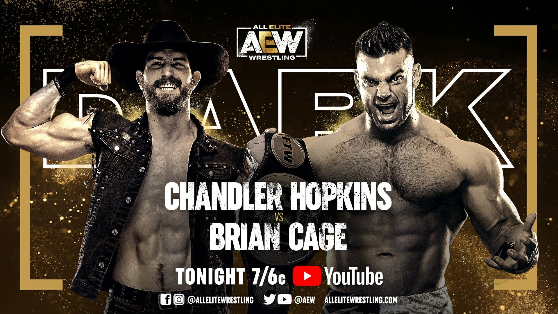 AEW Dark Results: Brian Cage, Lance Archer And Diamante In Action