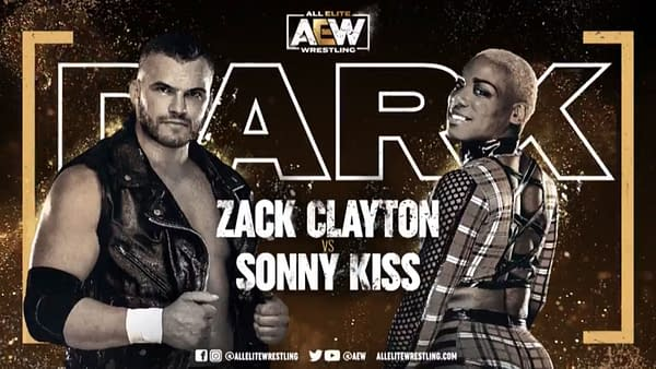 Jersey Shores' Zack Clayton Gives Update On His AEW Status