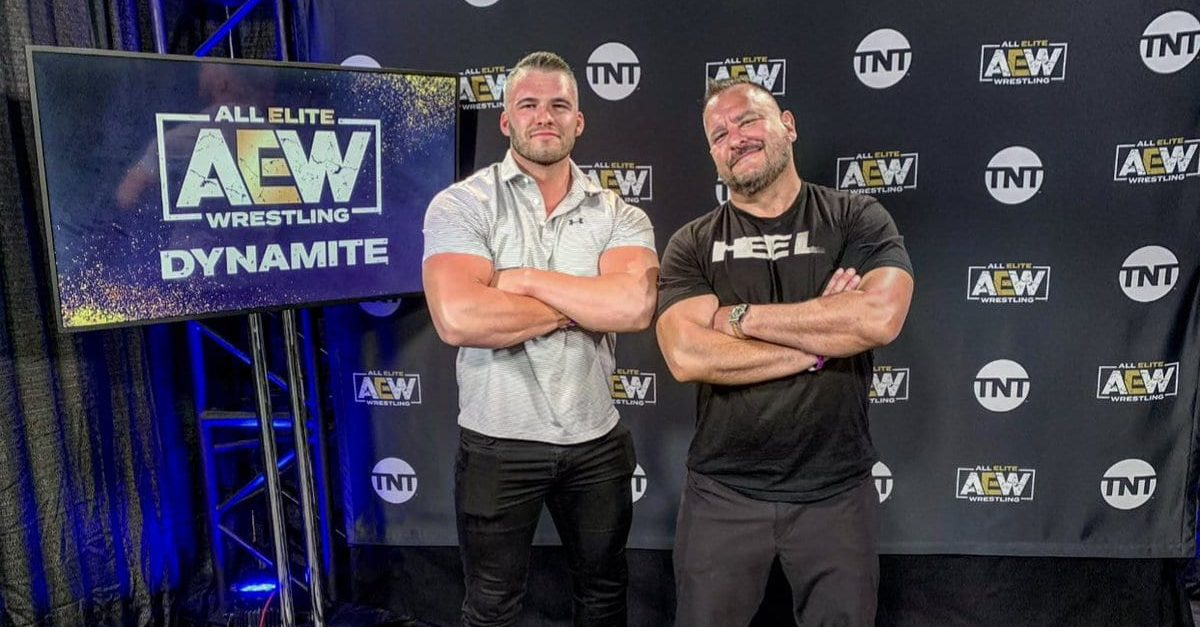 Zack Clayton On Bringing A Little AEW To 'Jersey Shore: Family Vacation'
