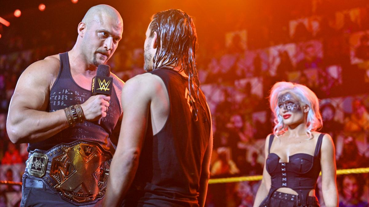 WWE NXT Viewership Reportedly Down From Last Week