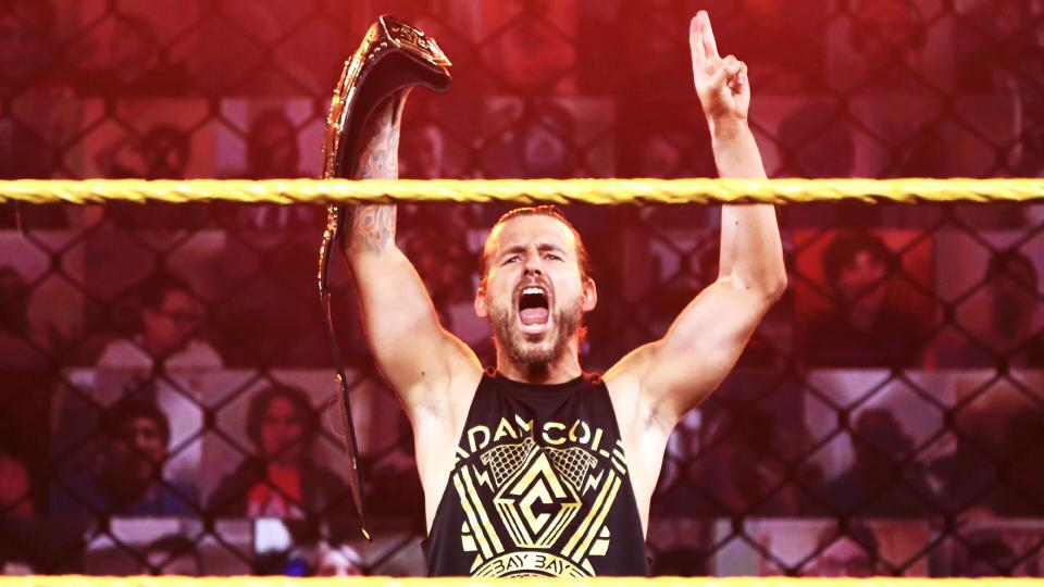 """WWE NXT Results – """"Takeover: In Your House"""" Go-Home Show, Hit Row Records, More"""