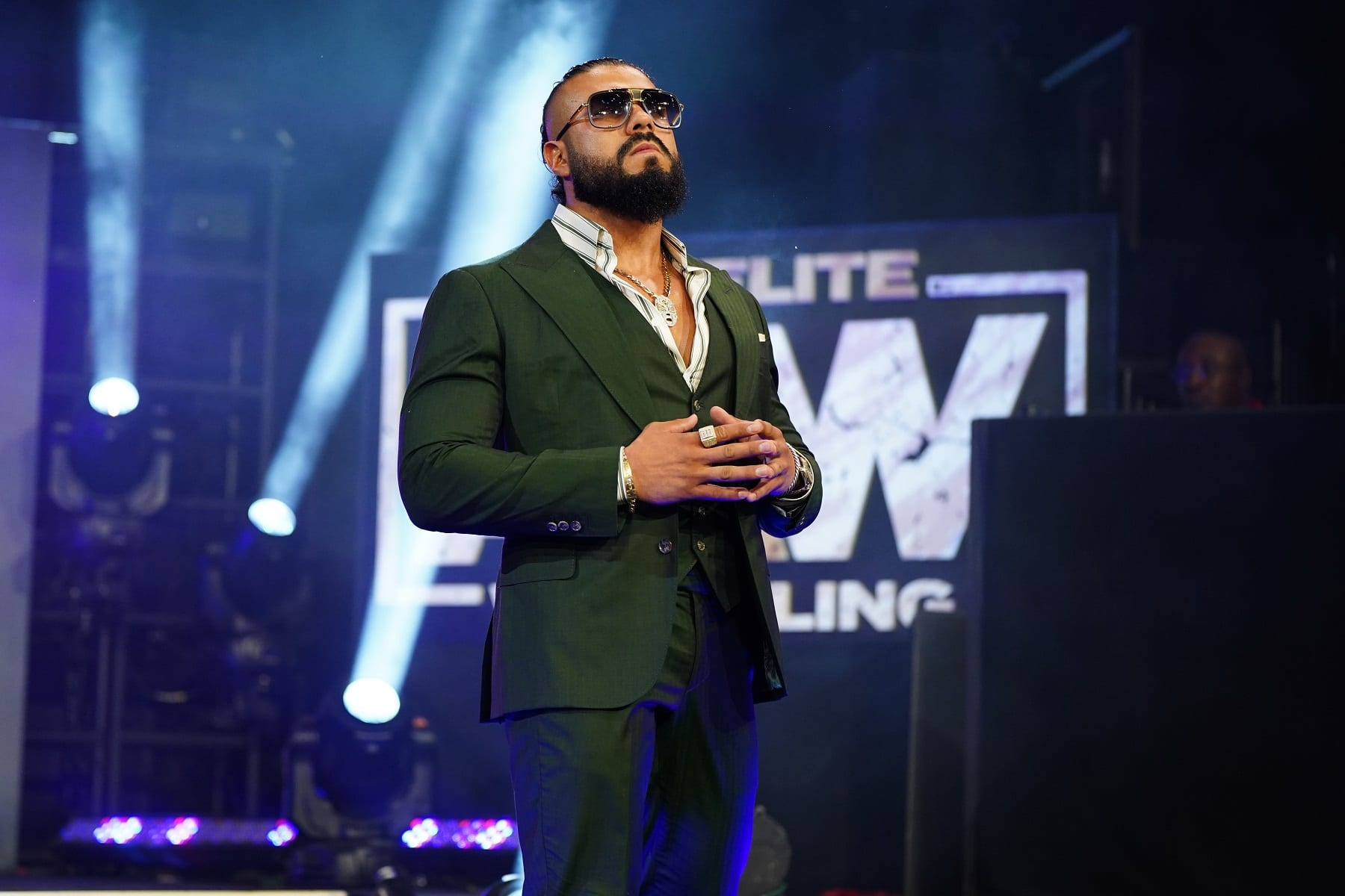 Andrade Lets Kenny Omega Know Why He Left WWE